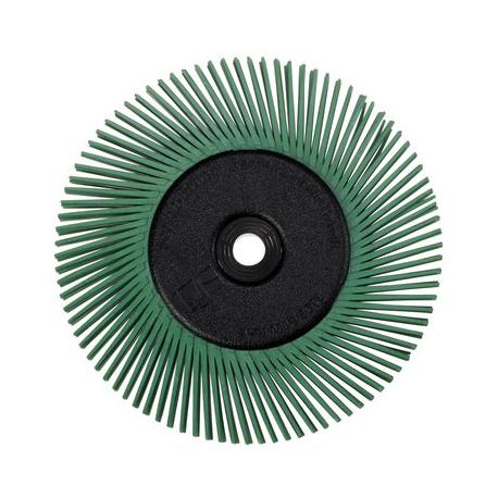 3m™ 27605 scotch brite™ bb zb bristle brush p50 type a