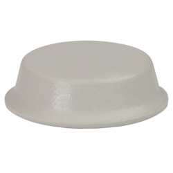 3M™ SJ-5012 Bumpon adhésif blanc hauteur 3.5mm diamètre 12.7mm