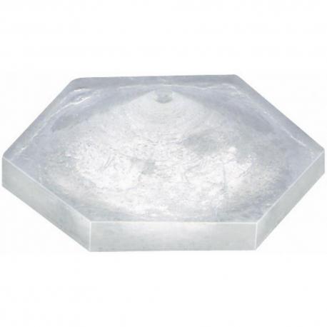3M™ SJ-6553 Bumpon transparent Klebstoff Höhe 3,05mm Durchmesser 11mm