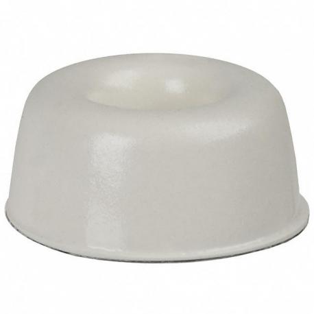 3M™ SJ-5009 Bumpon white adhesive height 10.1mm diameter 22.3mm
