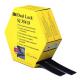 3M™ SJ-354D Velcro tape black 25mmx5m
