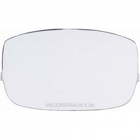 3M™ 777000 Speedglas™ highly scratch resistant outer protective screen (10 pieces/box)
