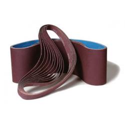 TAF bande abrasive HG49TOP corindon ceramique P80 100x1100mm