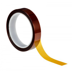 3M™ 5413 adhesive tape polyimide amber 19mmx33m
