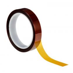 3M™ 5413 ruban adhésif polyimide ambre 9mmx33m