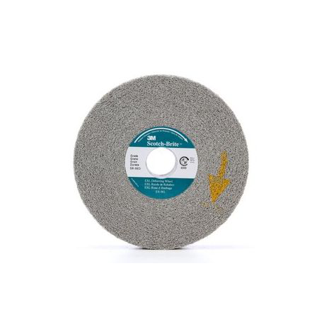3M™ 18490 Scotch-Brite™ LD-WL deburring wheel 8 S-FIN 200x25x76mm