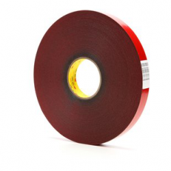 3M™ VHB™ 4646-F acrylic double sided foam tape 25x33m