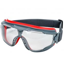 3M™ SOLUS™ GG501 Occhiali di sicurezza maschera SGAF 500/AS