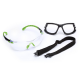 3M™ SOLUS™ S1201KT impostato occhiali SGAF/AS PC