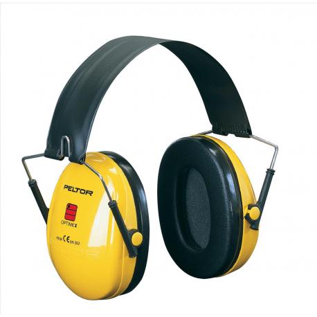 3M™ Peltor™ H510F-404-GU Helm Optime™ I mit faltbarem Bügel SNR 28dB