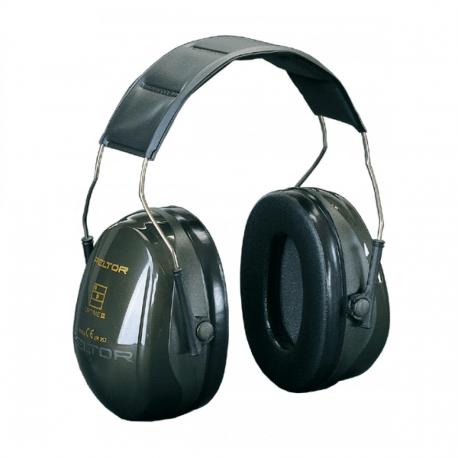 3M™ Peltor™ H520A-407-GQ Optime™ II casco con fascia SNR 31dB