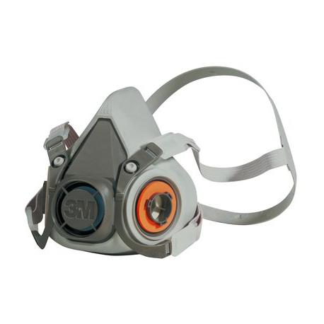 3M™ 6100 Demi-masque réutilisable