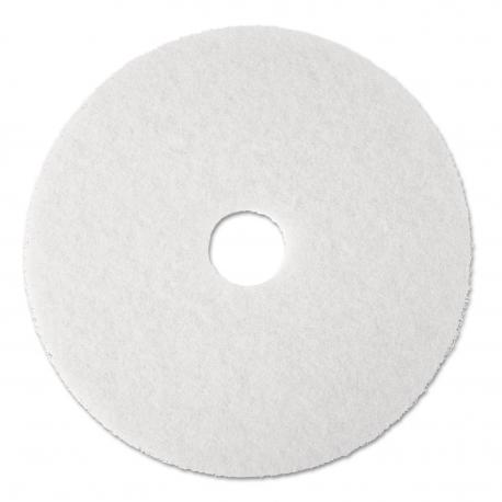 3M™ Scotch-Brite™ 4100 Super Polish floor pad blanc 432mm