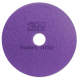 3M™ Scotch-Brite™ Purple Diamond floor pad violet 432mm