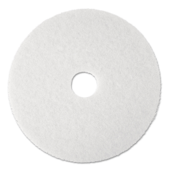 3M™ Scotch-Brite™ 4100 Super Polish floor pad blanc 406mm