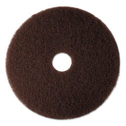 3M™ Scotch-Brite™ 7100 Stripper floor pad brun 432mm