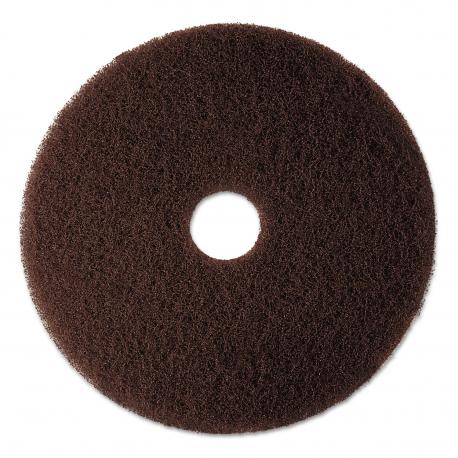 3M™ Scotch-Brite™ 7100 Stripper floor pad Braun 406mm