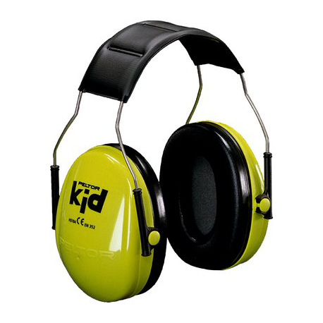 3M™ Peltor™ KID H510AK-442-GB noise canceling headphones