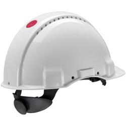 3M™ Peltor™ G3000 Uvicator sensor safety helmet white
