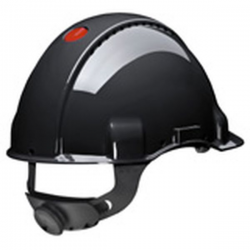 3M™ Peltor™ G3000 Uvicator sensor safety helmet black