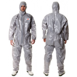 3M™ 4570 Protective Suit, white