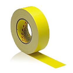 3M™ 2902 tissue duct tape yellow 50mmx50m