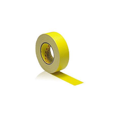 3M™ 2902 ruban adhésif toilé jaune 50mmx50m