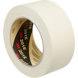 3M™ 201E Masking Tape chamois 48mmx50m