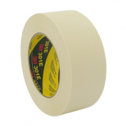 3M™ 301E Masking Tape chamois 18mmx50m