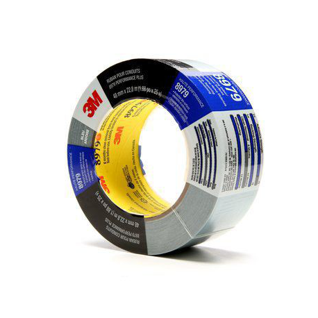 3M™ 8979 ruban adhésif High Performance toilé bleu 48mmx25m