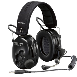 3M™ Peltor™ Tactical™ XP MT1H7F2-77 modulation sonore connection Flex