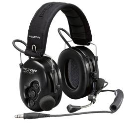 3M™ Peltor™ Tactical™ XP MT16H210F-478RD modulazione del suono Flex connettore