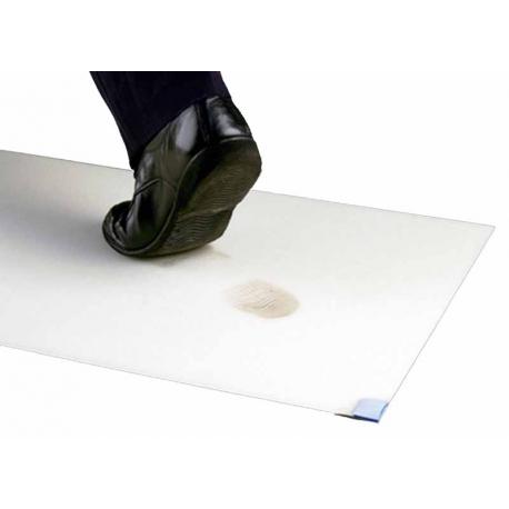 3M™ Nomad™ Teppich Ultra Clean weiß Klebstoff 6x40 Blätter 115 x 60cm