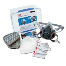 3M™ 6200 Kit demi-masque réutilisable