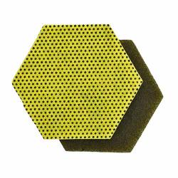 3M™ Scotch-Brite™ 96HEX Scour pad 2 in 1 147 X 127mm