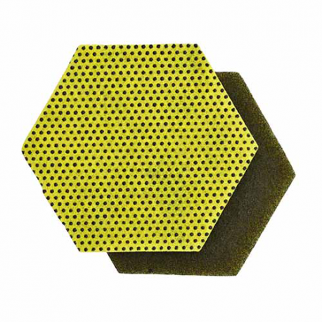 3M™ SCOTCH-BRITE™ 96HEX REIBSCHWAMM 2 IN 1 147 X 127MM