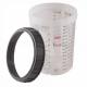 3M™ PPS™ 16023 hard buckets (850 ml)