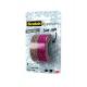 Ruban Scotch® Expression Créatif Glitter DuoPack Multicolor/Pink 15mm x 5m