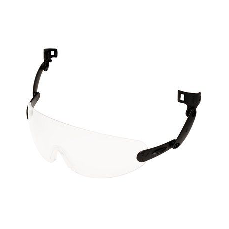 3M™ V6E Built-In Glasses PC colorless Anti-Fog