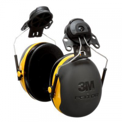 3M™ Peltor™ X2P3 X Series Noise Canceling Headset SNR 30dB