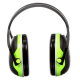 3M™ PELTOR™ X4A Hi-Viz X Series Noise Canceling Headset SNR 33dB