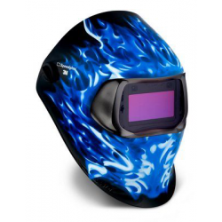 3M™ 752520 Welding Helmet Speedglas™ 100V Ice Hot
