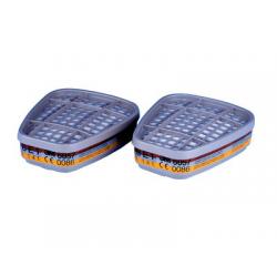 3M™ 6057 Cartouche de filtre antigaz et vapeur