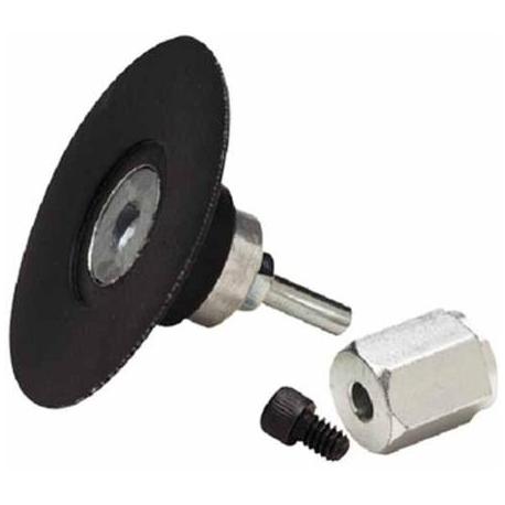 3M™ 05540 support Roloc™ Clean and Strip™ dur avec tige et écrou