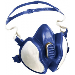 3M™ 4251 Maintenance free half mask