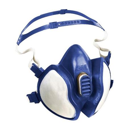 3M™ 4279 Demi-masque sans entretien