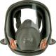 3M™ 6900 maschera gomma silicona completa, manutenzione limitata - grande