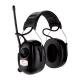 3M™ PELTOR™ HRXD7A-0131 dB Funk-Headset mit DAB+/FM-Radio-Band-Headset