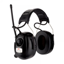 3M™ PELTOR™ HRXD7A-0131 dB Funk-Headset mit DAB+/FM-Radio-Band-Headset