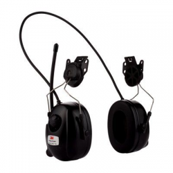 3M™ PELTOR™ HRXD7P3E-01 DAB+/FM Radio Headset, 30dB, Headphone Mounted Version